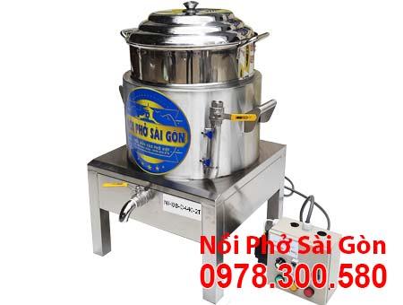Nồi Điện Hấp Bánh Bao 1 Tầng NHBB-D440-1T