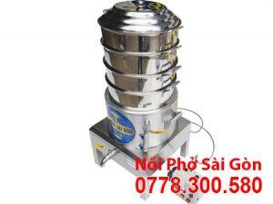 Nồi Hấp Bánh Bao 4 Tầng Bằng Điện NHBB-D400-4T