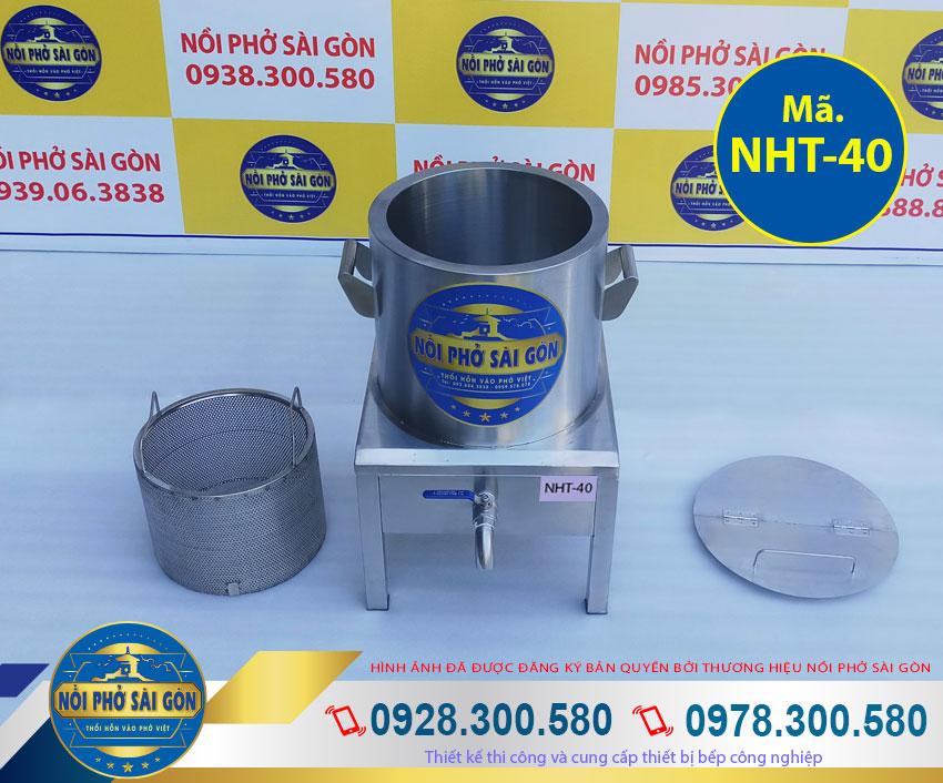 Địa chỉ mua nồi nấu hủ tiếu điện 40L giá tốt chất lượng tại TPHCM.