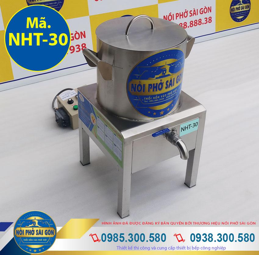 Báo giá nồi nấu hủ tiếu, nồi nấu phở bằng điện cao cấp chất lượng chính hãng tại TPHCM.