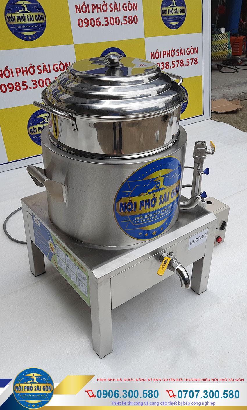 Thương hiệu Nồi Phở Sài Gòn - Địa chỉ mua nồi hấp bánh bao bằng điện, nồi hấp bánh bao công nghiệp, nồi hấp điện công nghiệp chất lượng giá tốt tại TPHCM.