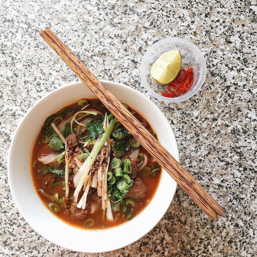 Cách nấu phở sốt vang hà nội đơn giản cùng với Nồi Phở Sài Gòn.