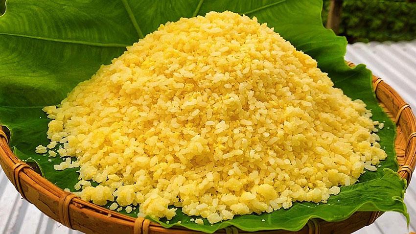 Bí quyết nấu xôi đậu xanh nước cốt dừa cực kỳ nhanh gọn.